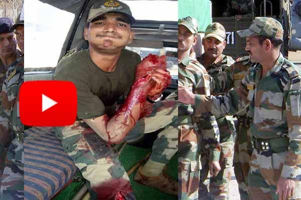 1 Indian army soldier killed 3 injured at LoC Keran sector Jammu & Kashmir