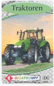 traktor kwartet