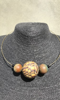 Artisan Crafted Choker Necklace