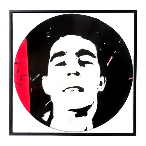 Jimmy Pursey 1978 - €30
