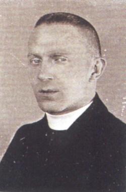 blaženi Marjan Konopinski - duhovnik in mučenec
