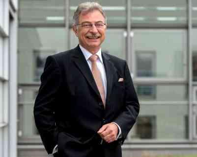 Prof. Dieter Kempf, BDI