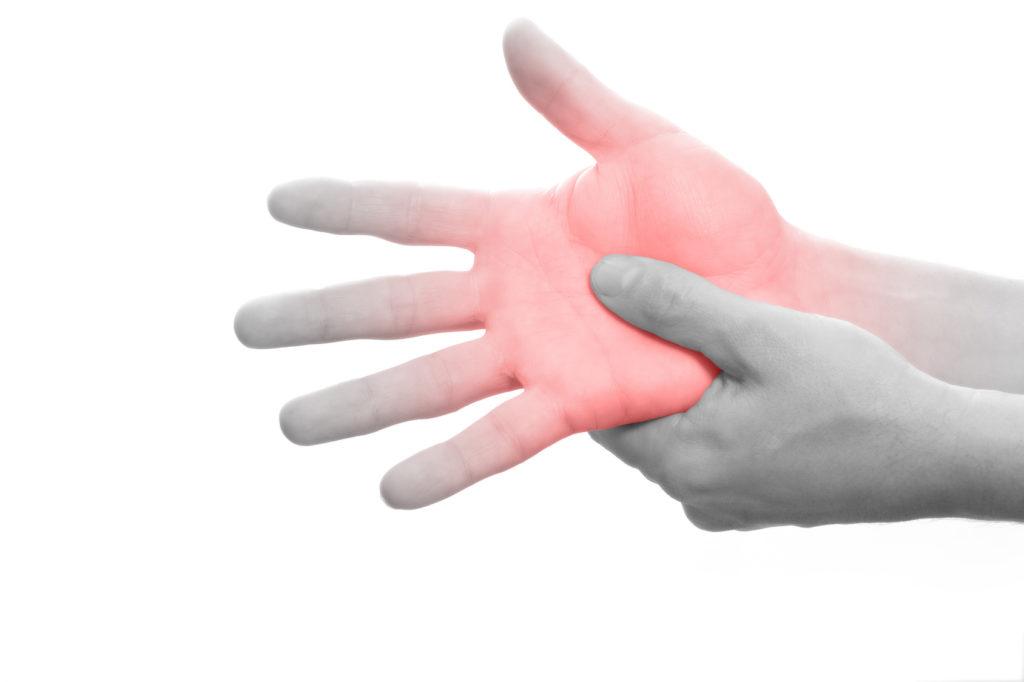 handschmerzen schmerzen in der hand