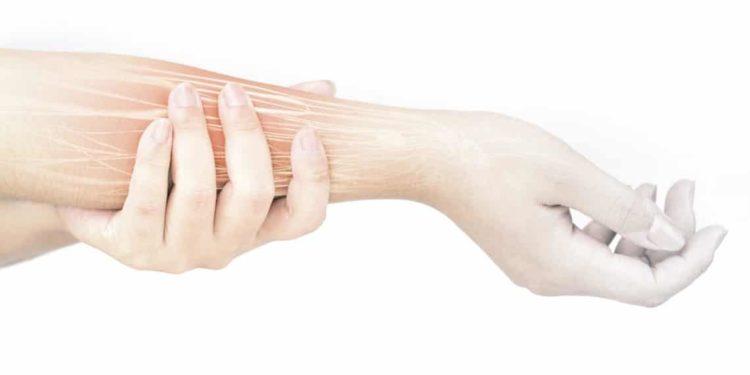 unterarmschmerzen schmerzen am