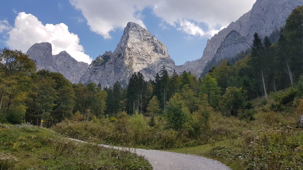 Wanderung durch das Kaisertal