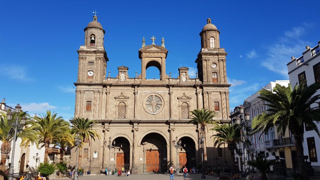 Gran Canaria - Tag 5 - Fahrt nach Temisas und Las Palmas