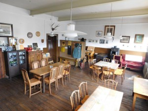 Museums-Cafe