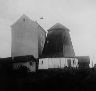 Düh18 18K 1950BremerConradi-Muehle-Silo