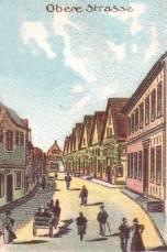 Obe26 002 1900GesamtansichtZeichnung alteSchule