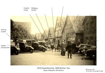 1010 1951 Autoschau bremer