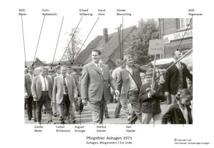2112 1971 Pfingstbier Auhagen