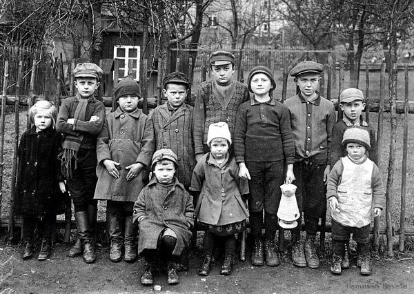 Rosenstraßen-Kinder 1926