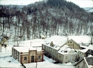 Drei Eichen Januar 1970