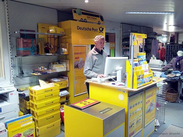 Lothar Schlaffke Postagentur Einsiedel