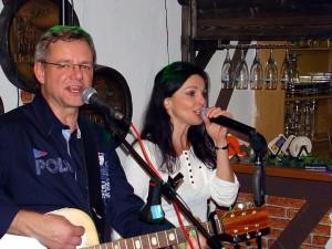 Musikduo Tom & Janet
