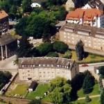 August-Bebel-Platz Einsiedel Mitte der 1990er Jahre
