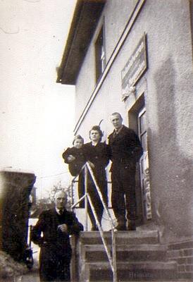 Tante-Emma-Laden Morgenstern 1943