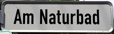 Am Naturbad Einsiedel