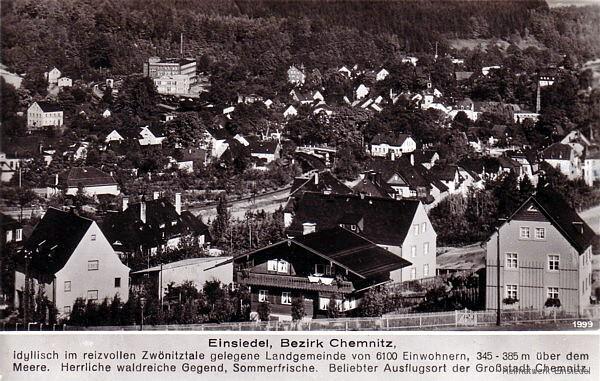 Turnstraße Einsiedel