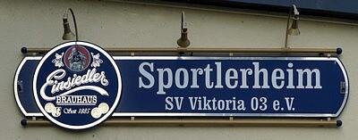 Sportlerheim Einsiedel