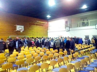 Bürgerversammlung Landesdirektion Einsiedel