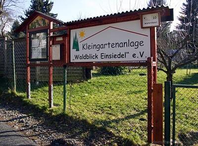 Kleingartenverein Waldblick Einsiedel e.V.