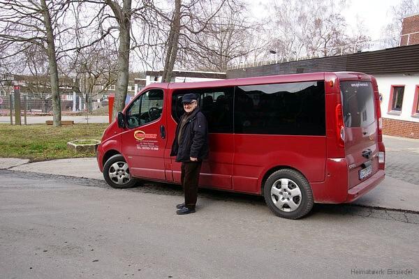 Jochen Kluge - Busfahrer aus Leidenschaft!