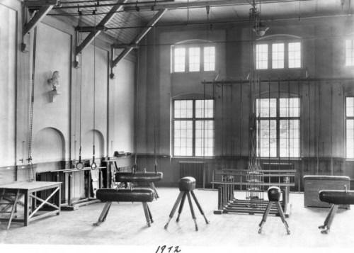 Turnhalle 1912