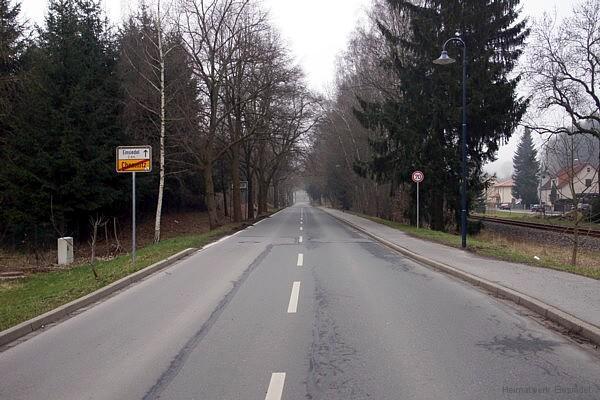 Die Entlastungsstraße