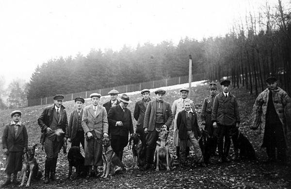 Schutzhundeausbildung Stahlhelmheim Einsiedel