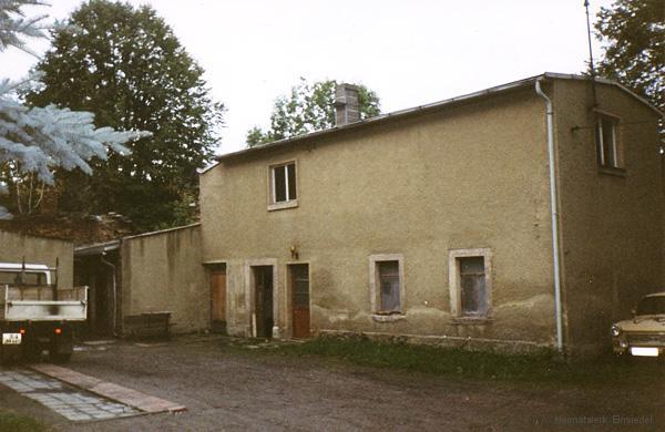 Hinterhaus um 1999.
