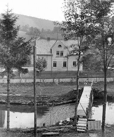 Riedelwehr in der Zwönitz