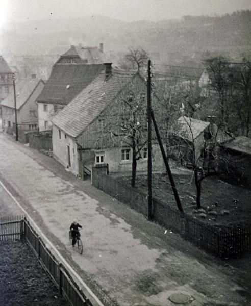 Berbisdorfer Str. 9 vor 1945