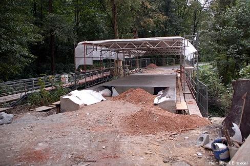 Brückensanierung 13.09.2009
