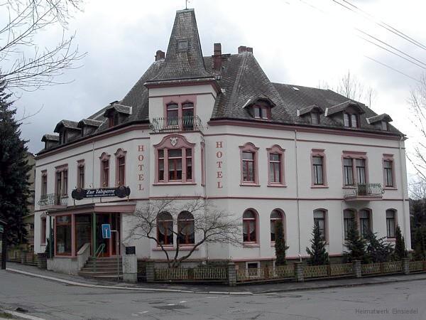 Hotel Einsiedel Café zur Talsperre 13.01.2005