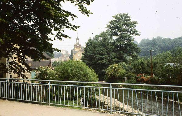 Brückengeländer 1978