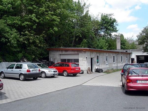 Reifenmontagehalle KFZ-Service Jörg Schmidt