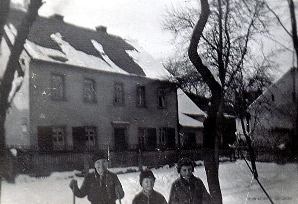 Am Plan 1 in den 1930er Jahren