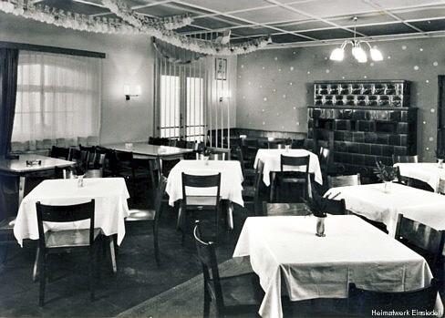 Gastraum 1962