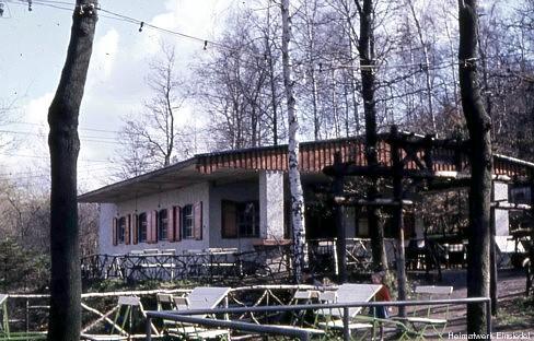 Waldklause Einsiedel, erste Ausbaustufe