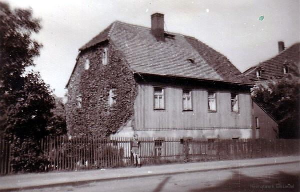 Anton-Herrmann-Straße 6, die 1960er Jahre
