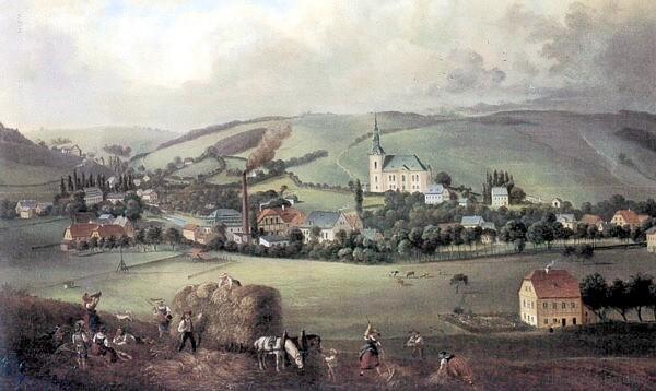 Gemälde Werner Leuteritz