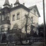 Herrmannstr. 9 in Einsiedel um 1911