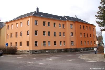 August-Bebel-Platz 1 am 20.01.2008.