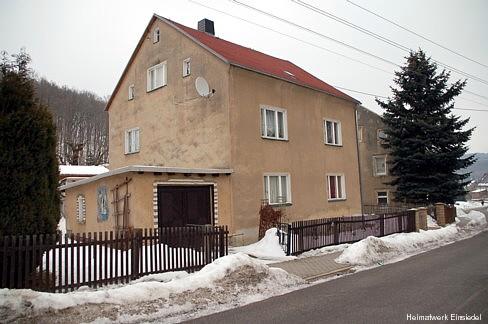 Das Hösel-Haus Berbisdorfer Str. 34 in Einsiedel 2010