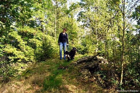 Körnerhöhe Einsiedel am 3. Oktober 2014