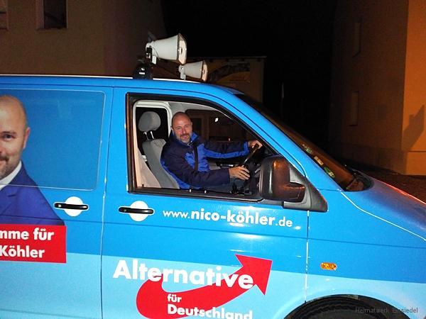 Nico Köhler AfD Chemnitz
