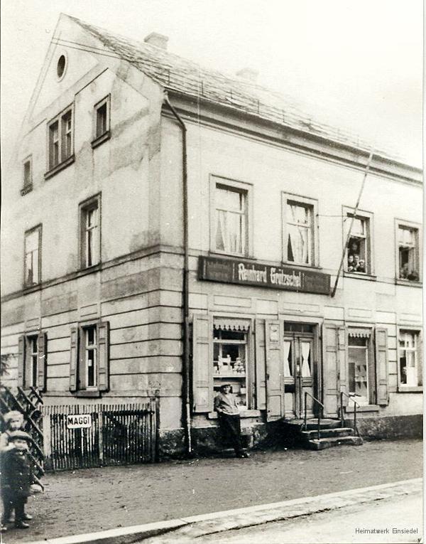 Bäckerei Reinhard Grötzschel Einsiedel