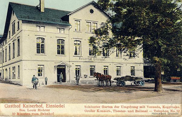 Kaiserhof Einsiedel