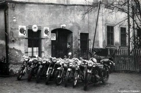 Motorräder, Motorräder...